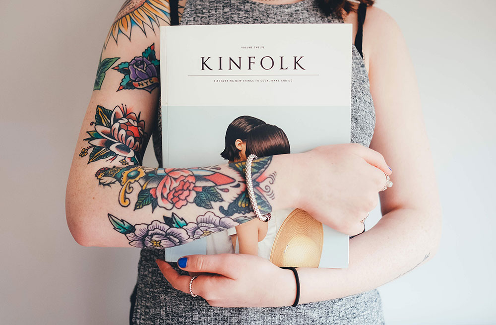 Kinfolk Book